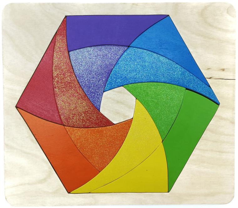 Rainbow Cyclone