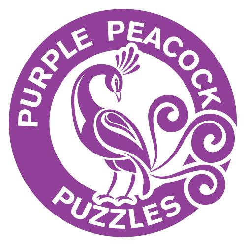 Purple Peacock Puzzles