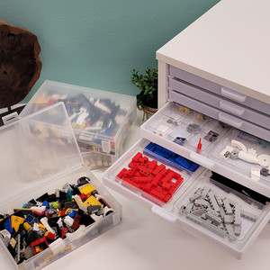 Lego Builders Will Love These Storage Solutions