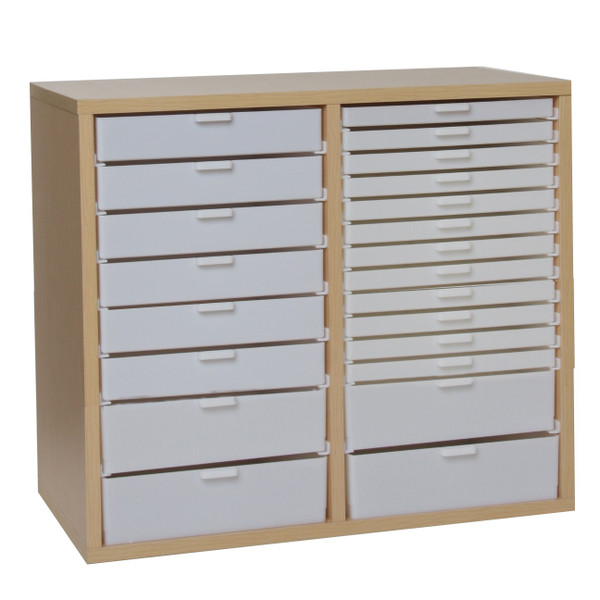 Double Storage Cabinet