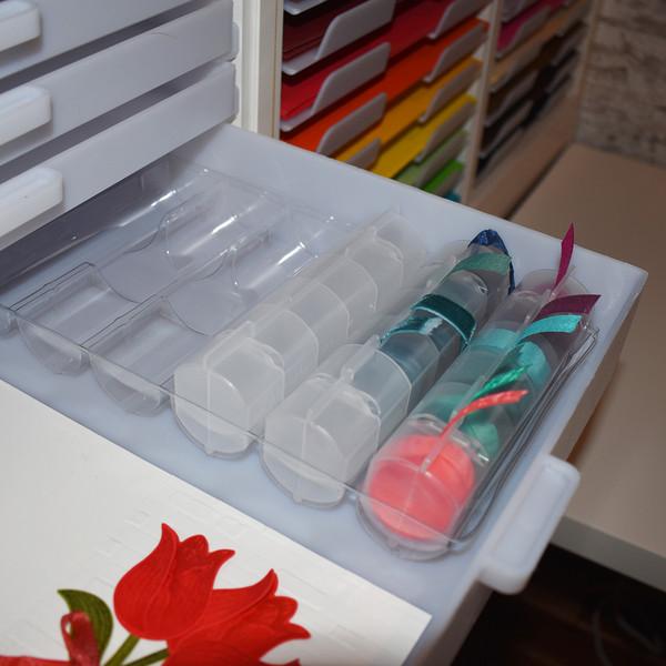 Ribbon & Washi Drawer Kits