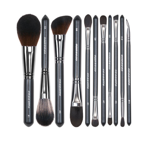 Infinite Makeup Brush Set (11 pcs)