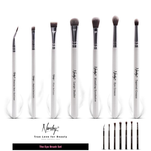 7 Piece Eye Brush Collection