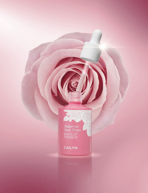 Bulgarian Rose Water Makeup Primer