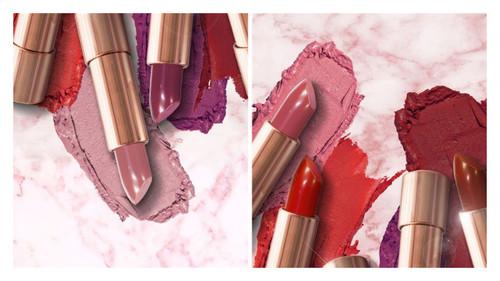 Golden Gatsby Pop-Up Lipsticks