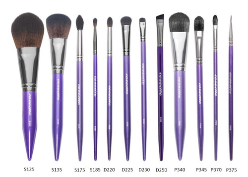 Essential PRO Makeup Brush Set