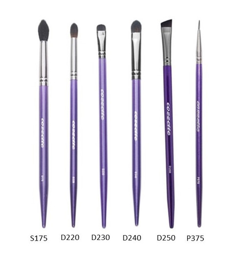 Essential Eyes PRO Makeup Brush Set