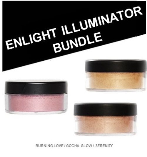Enlight Illuminator Bundle: Burning Love, Gocha Glow, Serenity