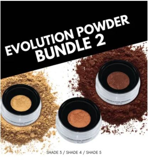 Evolution Powder #3, #4, #5,