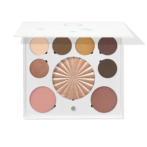 New Solstice Mini Mix Face Palette