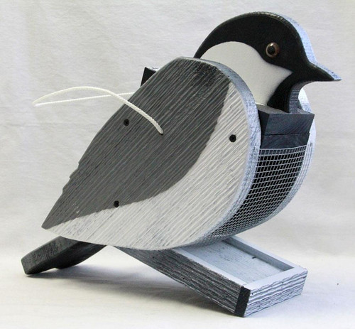 Chickadee Bird Feeder