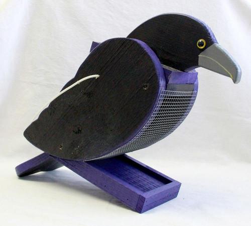 Raven Bird Feeder