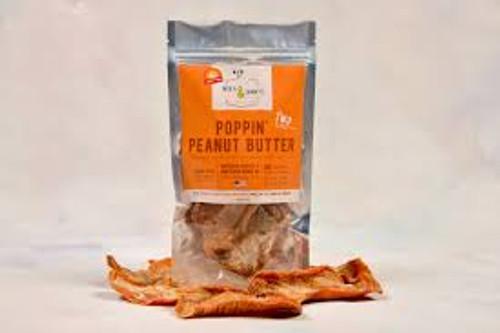 Poppin' Peanut Butter