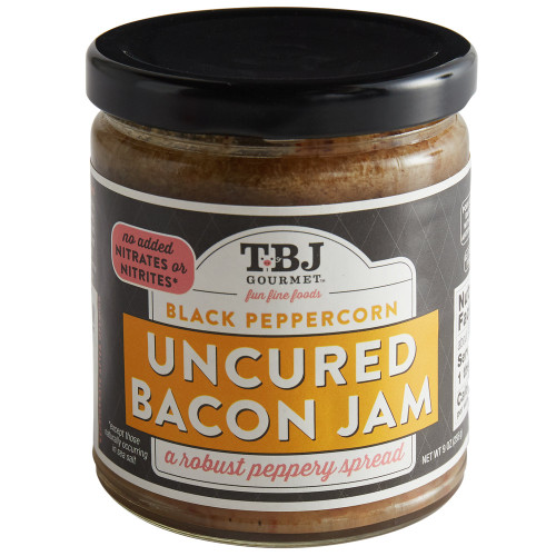 Black Pepper Bacon Jam