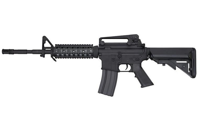 Cyma CM013 M4 RIS Carbine Rifle in Black