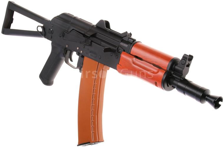 D|BOYS RK01 AKS-74U Full Steel Wood Folding Stock