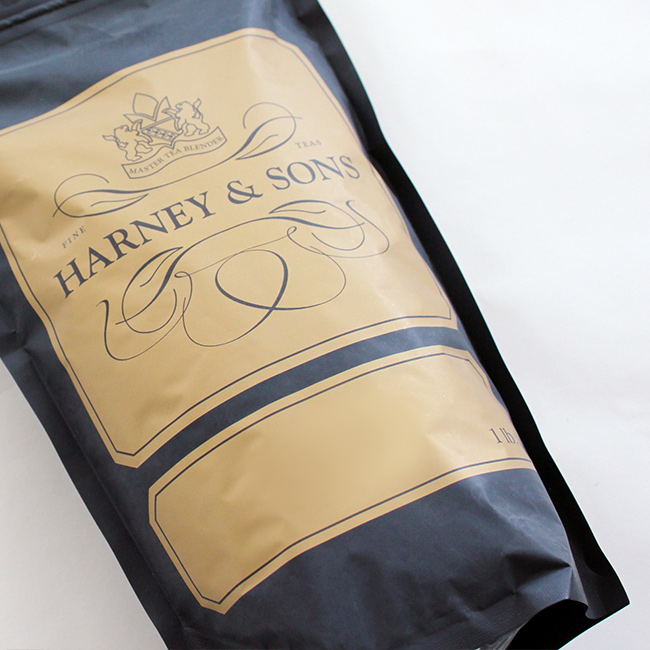 1lb bags with loose tea