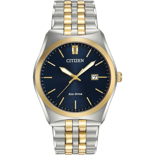 Citizen Mens Eco-Drive Watch BM7334-58L
