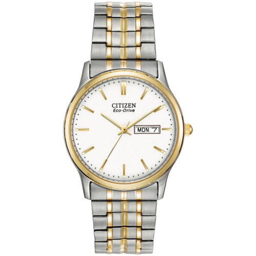 Citizen Mens Eco-Drive Watch BM8454-93A