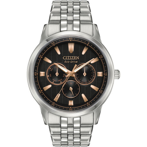 Citizen Mens Eco-Drive Watch BU2070-55E