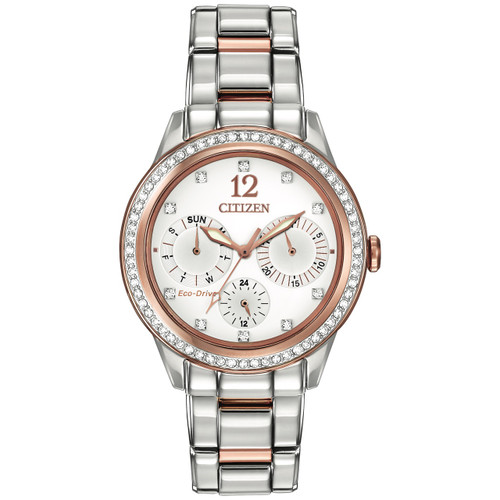 Citizen Ladies Eco-Drive Watch FD2016-51A