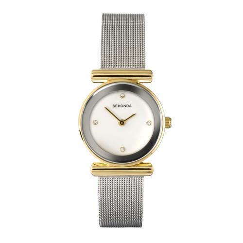 Sekonda Ladies Mesh Bracelet Watch 4887
