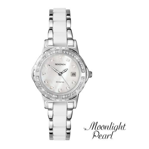 Sekonda Ladies Moonlight Pearl Watch 4674
