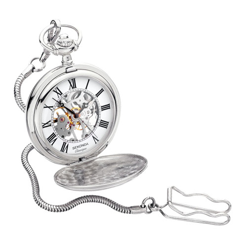 Sekonda Classique Mechanical Pocket Watch 1111