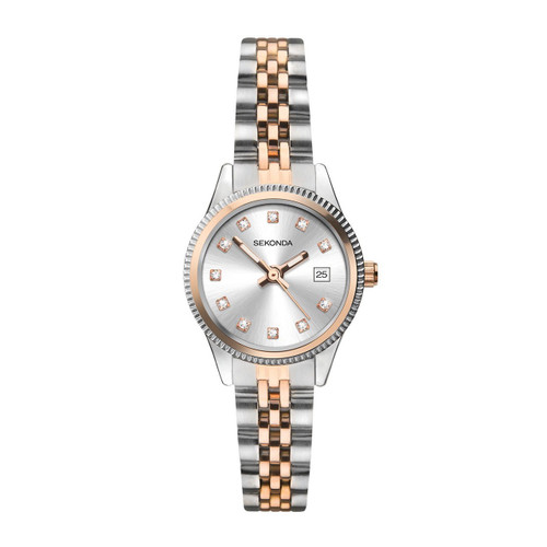 Sekonda Ladies Classic Two-Tone Watch 2763