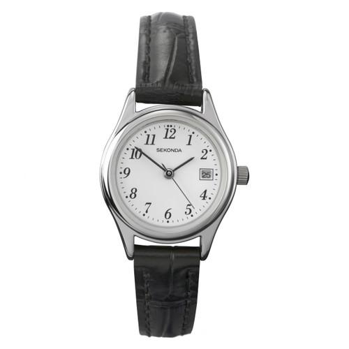 Sekonda Ladies Leather Watch 4081