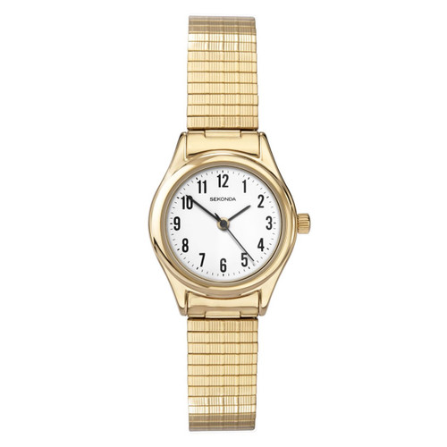 Sekonda Ladies Expander Bracelet Watch 4602