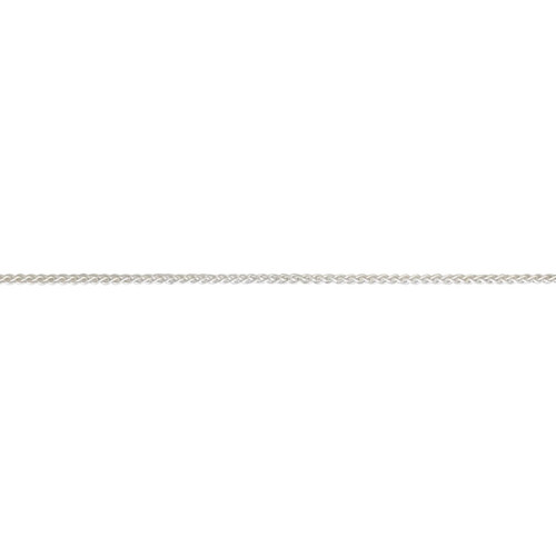 Sterling Silver 1.3mm Spiga Chain Necklace
