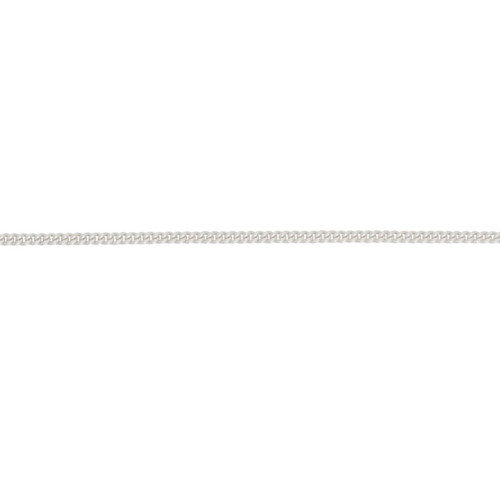 Sterling Silver 1.8mm Curb Chain Necklace