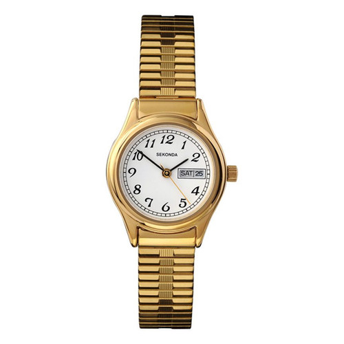 Sekonda Ladies Classic Expander Watch 4924