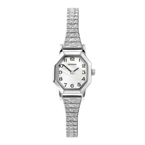 Sekonda Ladies Classic Stainless Steel Bracelet Watch 4623