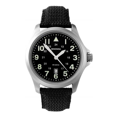Sekonda Mens Aviator Watch 3347