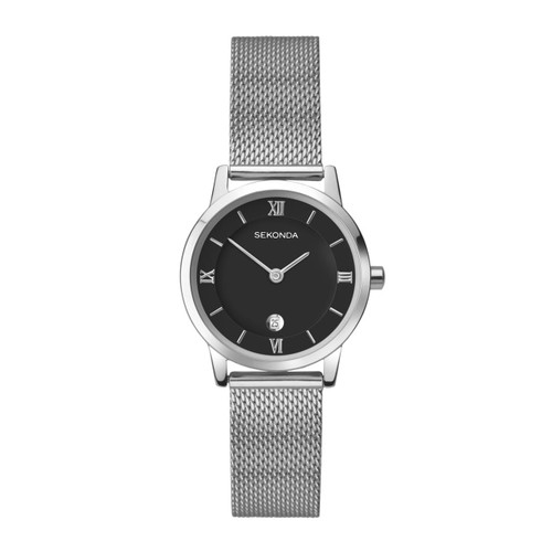 Sekonda Ladies Mesh Stainless Steel Watch 2102
