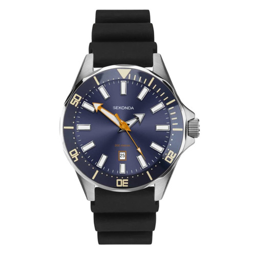Sekonda Gents Polyurathane Strap Watch 1846