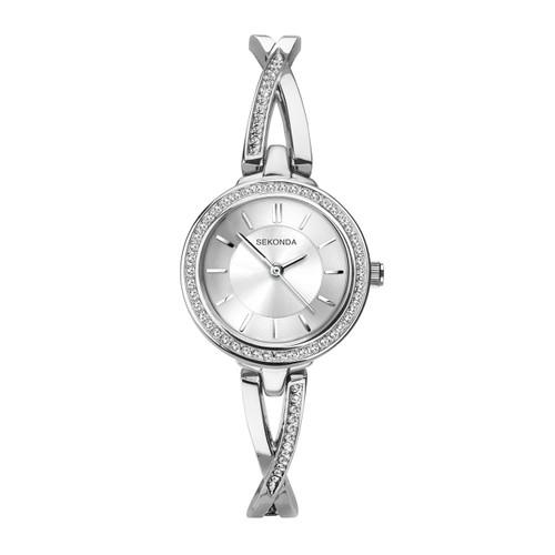 Sekonda Ladies Stone Set Dress Watch 2769