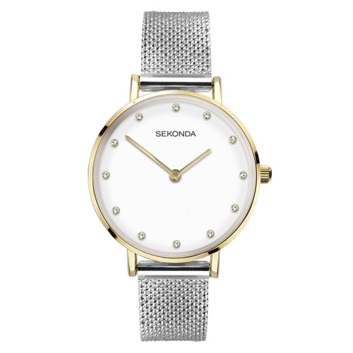 Sekonda Ladies Milanese Bracelet Watch 40026