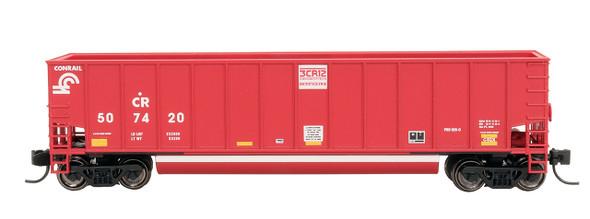 InterMountain N Scale Value Line 14 Panel Coalporters® Conrail - six pack