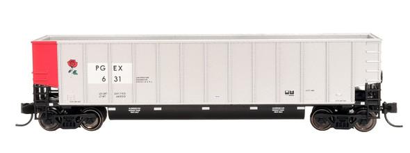 InterMountain N Scale Value Line 14 Panel Coalporters® Portland General Electric - six pack