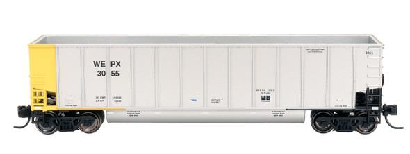 InterMountain N Scale Value Line 14 Panel Coalporters® Wisconsin Electric Power #3160