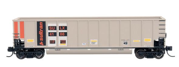 InterMountain N Scale Value Line 14 Panel Coalporters® Sultran #4188