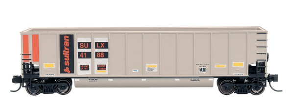 InterMountain N Scale Value Line 14 Panel Coalporters® Sultran #4037