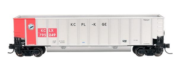 InterMountain N Scale Value Line 14 Panel Coalporters® Kansas City Power & Light #795365