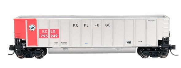 InterMountain N Scale Value Line 14 Panel Coalporters® Kansas City Power & Light #795149
