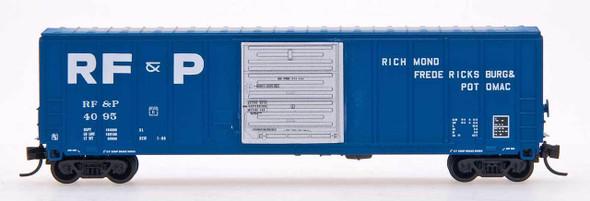 InterMountain N Scale P-S 5277 Cu. Ft. Boxcar- Richmond Fredericksburg & Potomac #4027