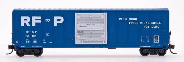 InterMountain N Scale P-S 5277 Cu. Ft. Boxcar- Richmond Fredericksburg & Potomac #4061