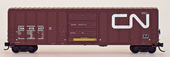 InterMountain N Scale P-S 5277 Cu. Ft. Boxcar Canadian National #419284